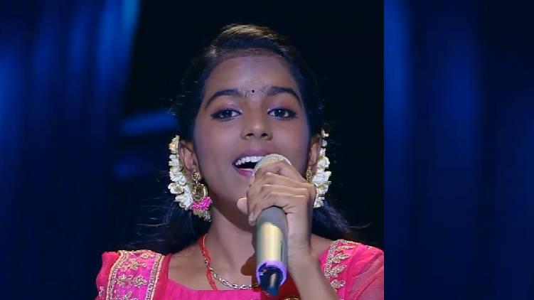 top singer seethalakshmi final performance