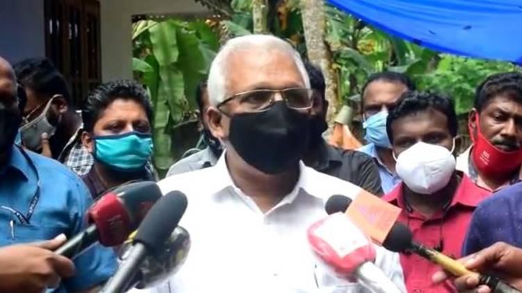 venjaramoodu planned murder says p jayarajan