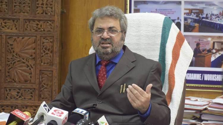 welcomes cm decision on local body polls says teekaram meena