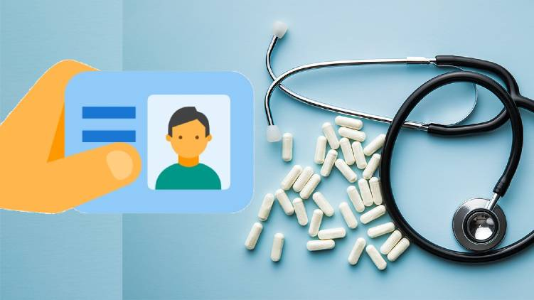 what is health ID India