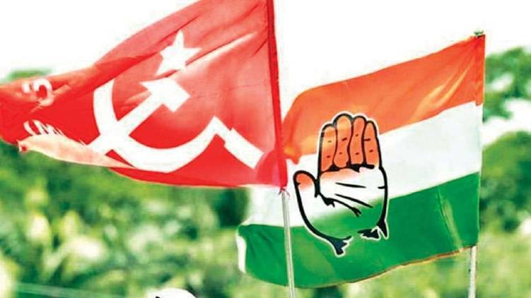 CPIM West Bengal faction alliance with the Congress