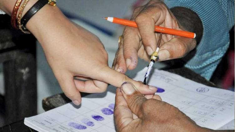 Local elections; Fronts into candidate selection
