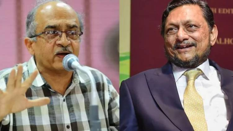Tweet criticizing Chief Justice; Another complaint against Prashant Bhushan