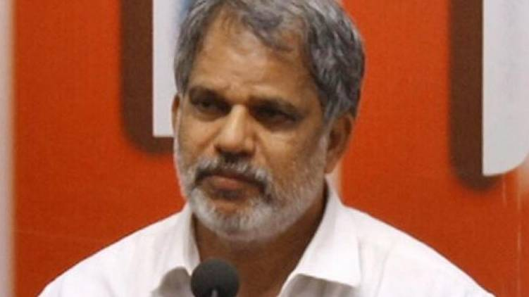 Forward reservation Central law, the League communalizes everything; A. Vijayaraghavan