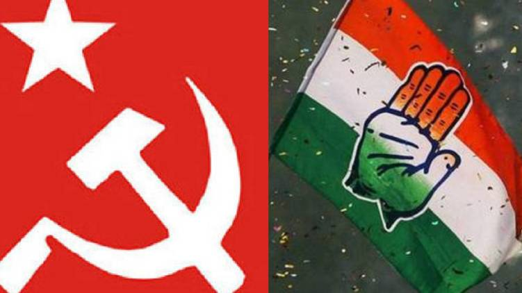 Awadhesh Kumar on cpim congress tie