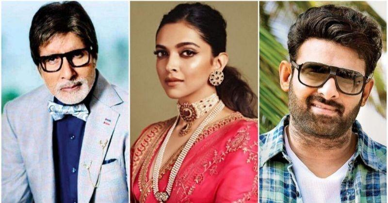 Amitabh Bachchan Prabhas and Deepika Padukone new movie