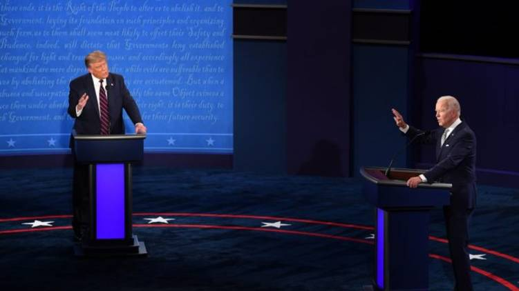 Trump Biden presidential debate