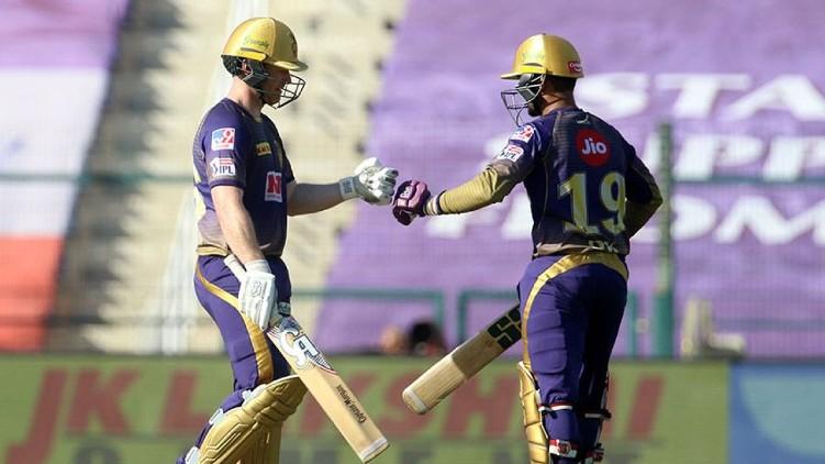 SRH KKR ipl innings