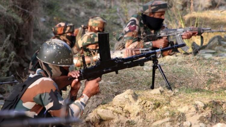 LoC Pak Fires India