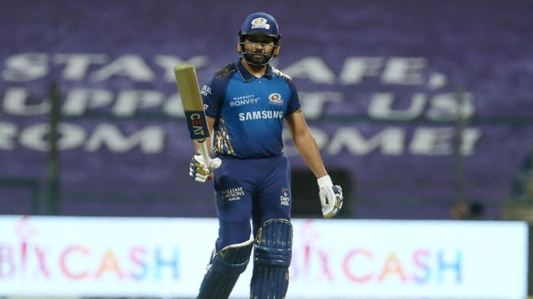 Rohit Sharma 5000 IPL