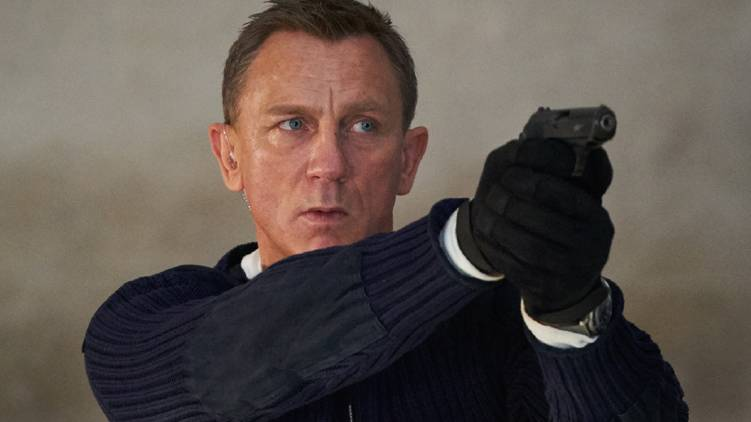'No Time to Die';  Bond movie premiere postponed again