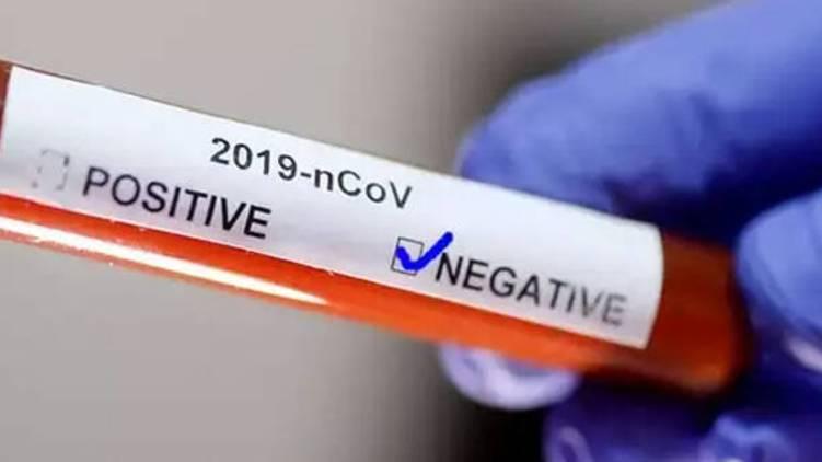 covid negative