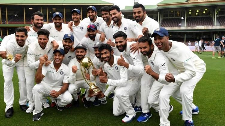indias tour of australia