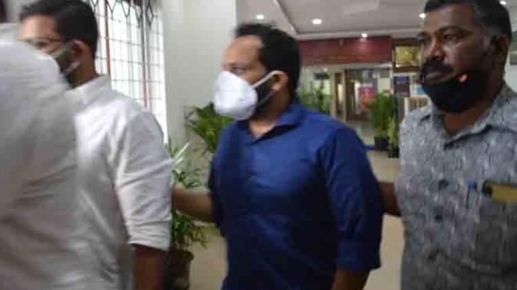 interrogation of Bineesh Kodiyeri will continue today