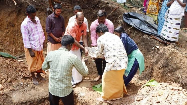 Vava Suresh will build a house for Aditya's family