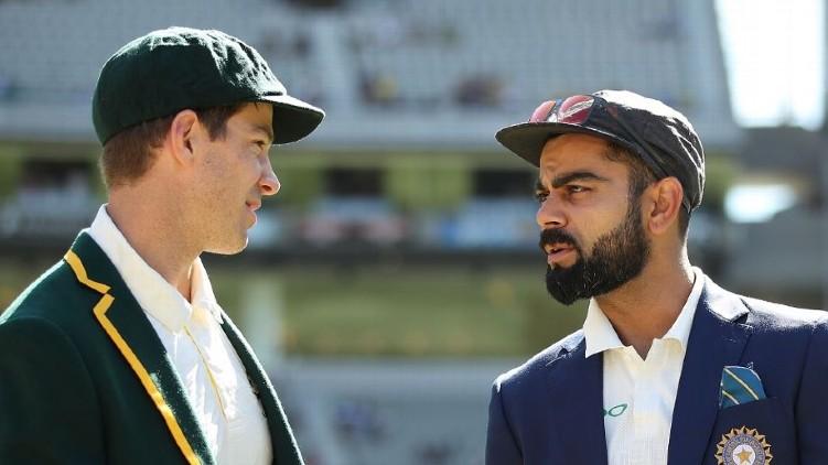 India tour of australia november