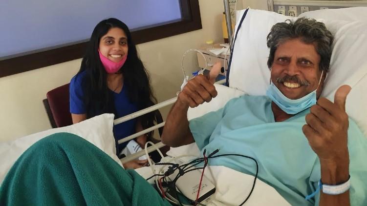 Kapil Dev recovery surgery