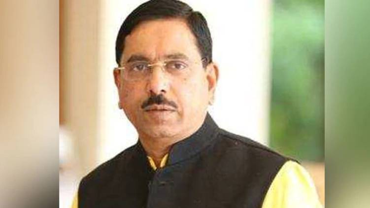 Union Minister Pralhad Joshi tests COVID positive