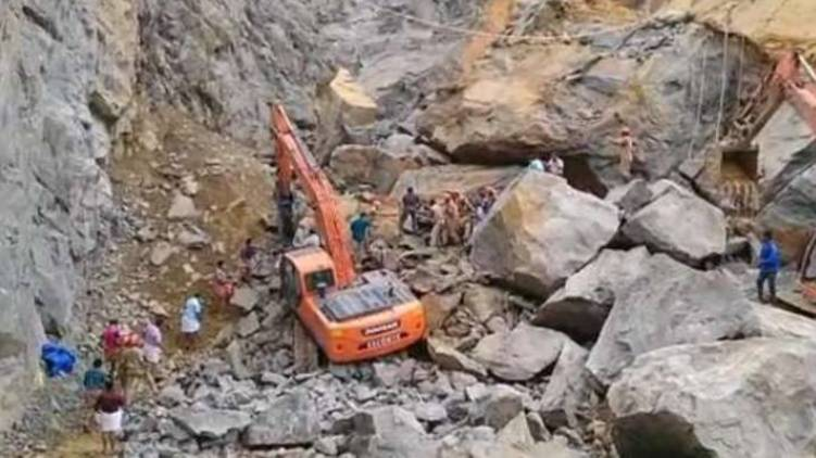 Operation Stone Wall; irregularities were found in quarries in the state
