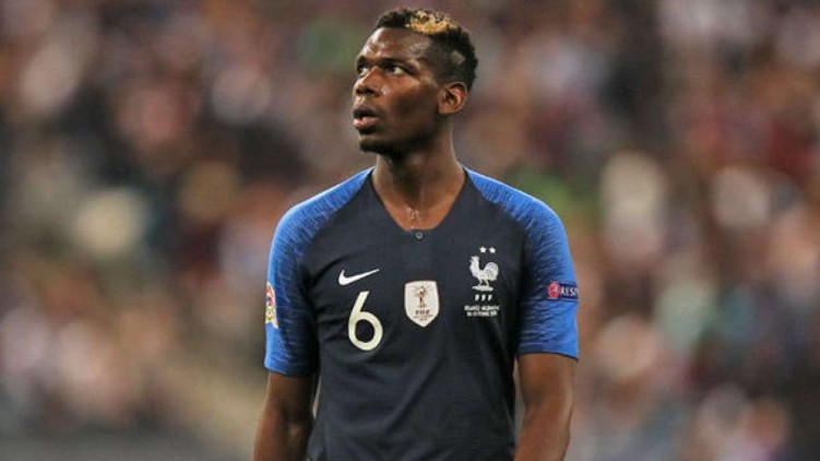 Paul Pogba France Football