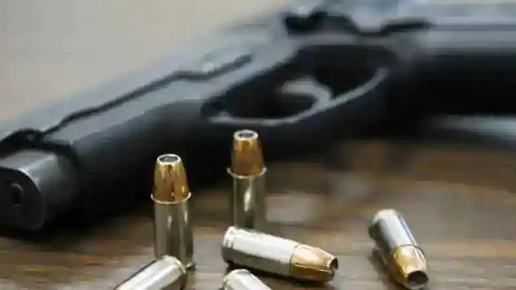 bjp leader shot man dead