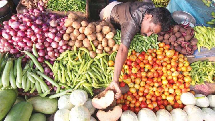 chief minister declares basic price for 16 vegetables