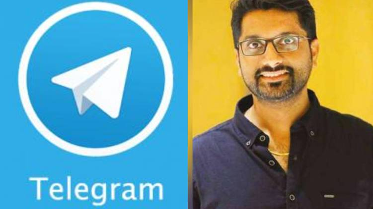 created telegram group for gold smuggling