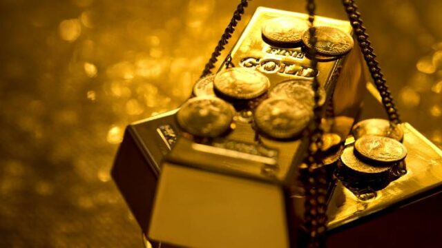 gold rate increased by 360 Rs