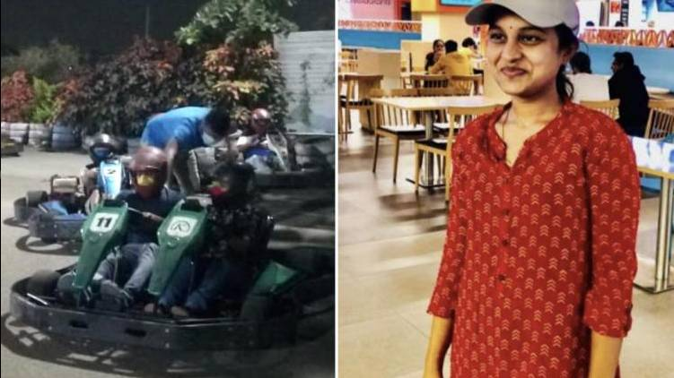 hyderabad go kart accident claims one life