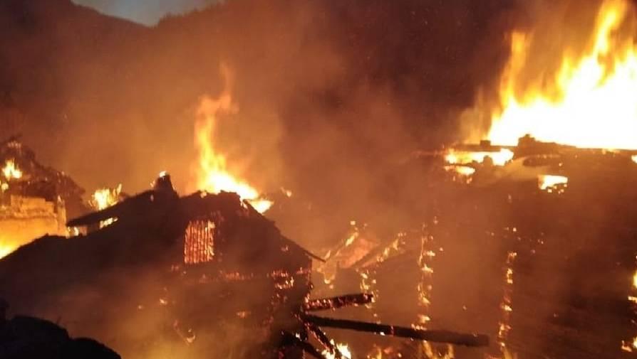 bihar secretariat fire