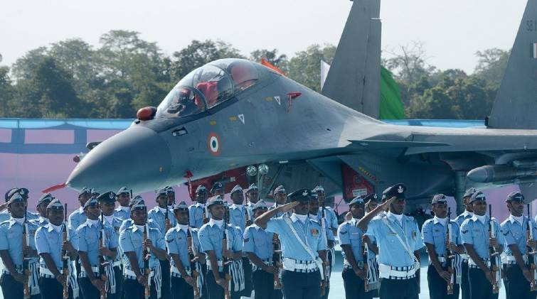 indian air force marks 88 years