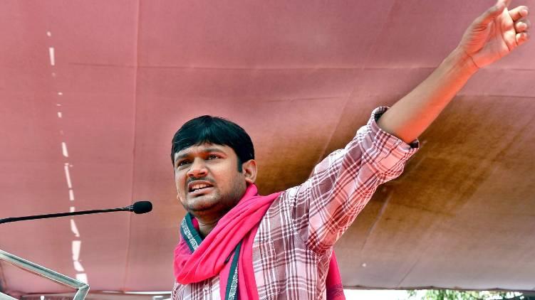 kanhaiya kumar ousted from cpi candidate list