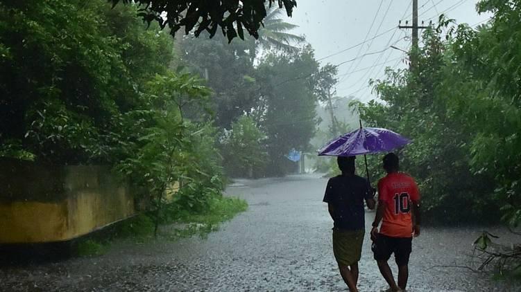 kerala expects heavy rain