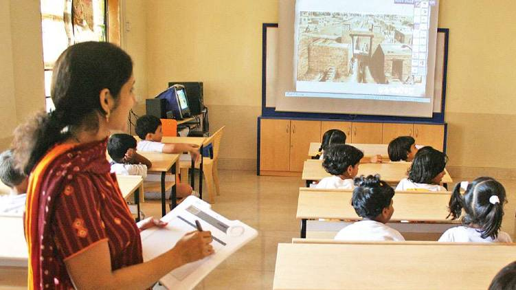 kerala first indian state digital classroom