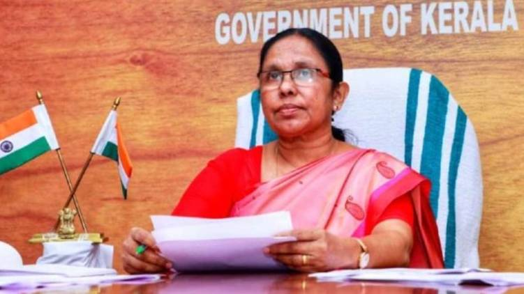 kk shailaja orders probe on medical college covid patient death