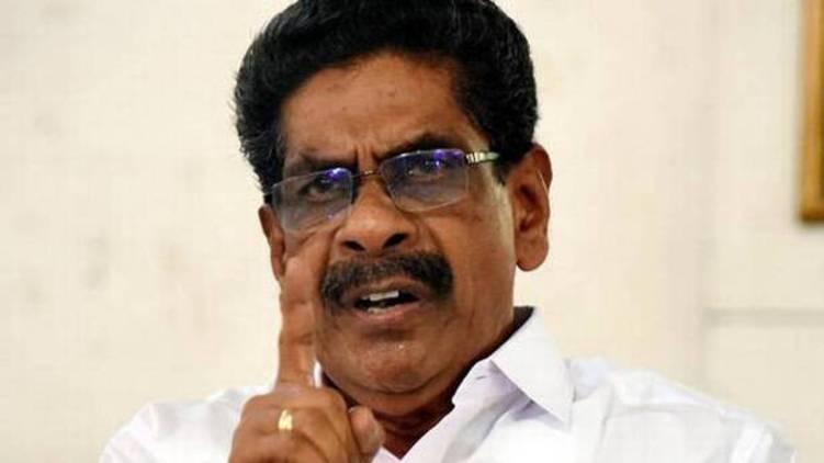 Mullappally Ramachandran against pinarayi vijayan