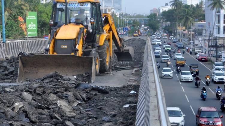 palarivattom traffic regulation