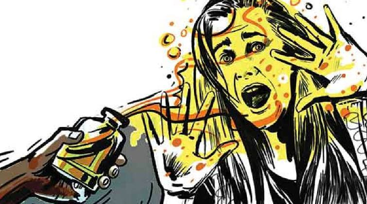 pathanamthitta woman acid attack