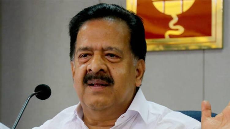 ramesh chennithala against cm pinarayi vijayan