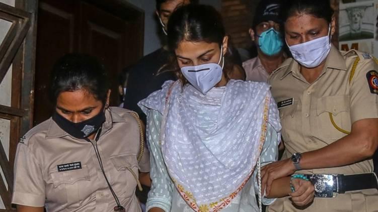rhea chakraborty grants bail