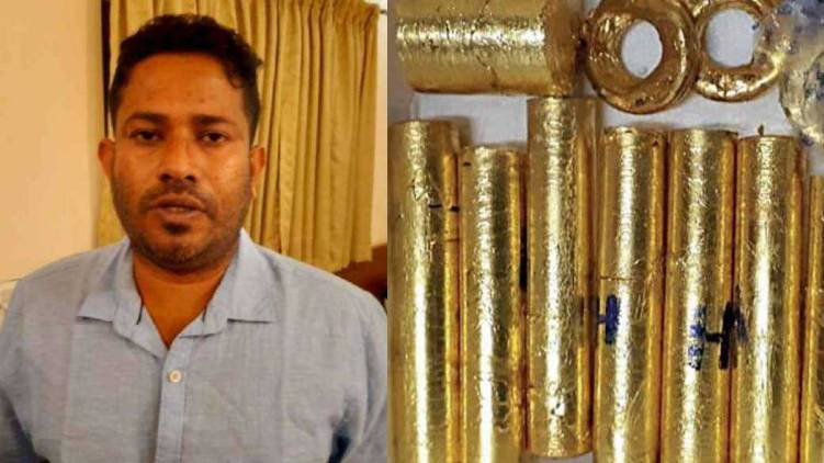 sandeep nair about gold smuggling process