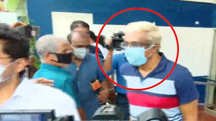 m sivasankar in custody