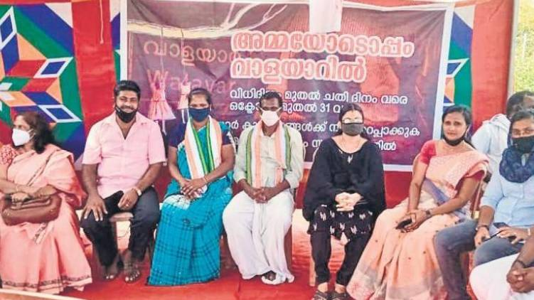 still believe in govt says walayar mother