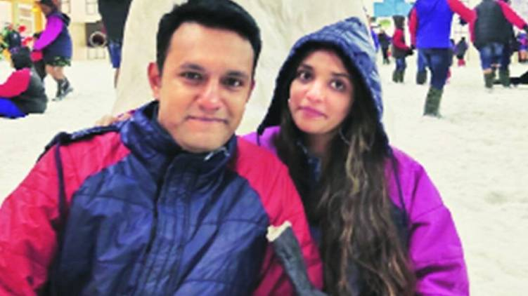 story of couple jailed in Qatar in drug case