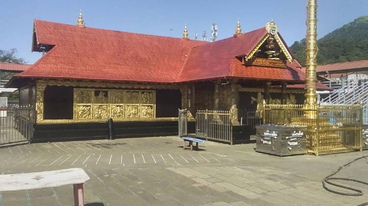thousand pilgrims per day sabarimala