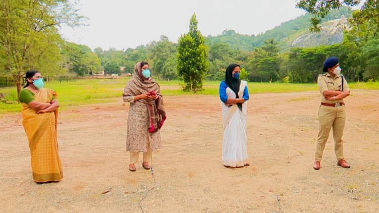 women tops wayanad administration