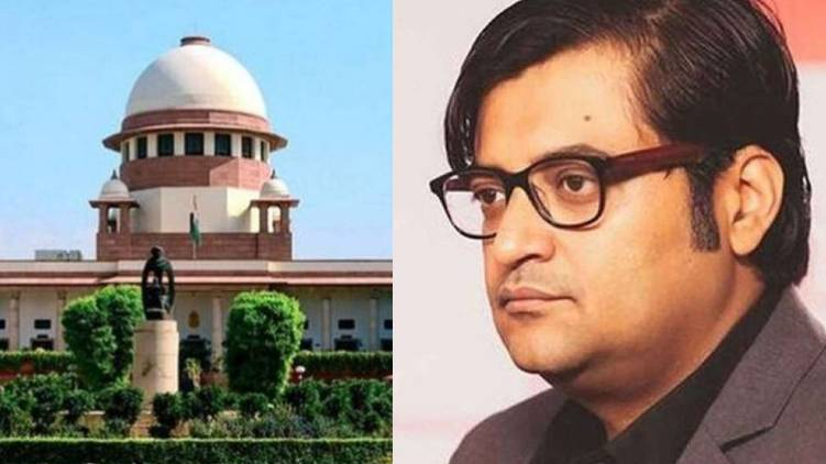 Supreme Court will hear Arnab Goswami's petition today