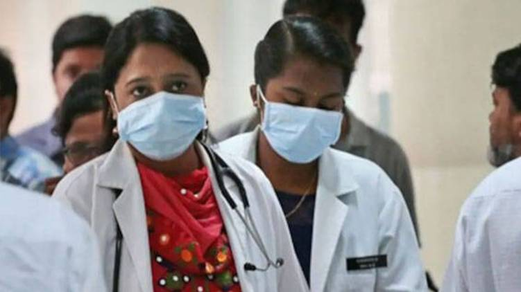cancellation of covid duty leave; nurses boycotted OP for an hour