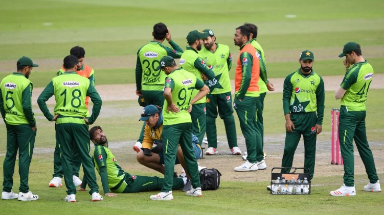 Pakistan Cricketers Positive Covid