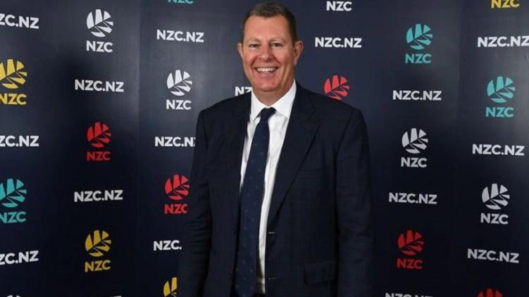 ICC Chairman Greg Barclay